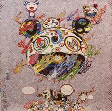 Takashi MURAKAMI - Print-Multiple - Chaos