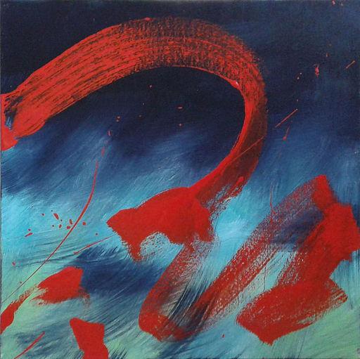 Marie Edmée SEGUIN - Painting - Nuit des Temps 37