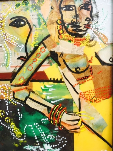 Greta CHAPIN-MCGILL - Peinture - Beatrice