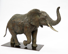 Pierre-Jean CHABERT - Escultura - Namibie