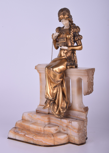 Dominique ALONZO - Sculpture-Volume - Marguerite