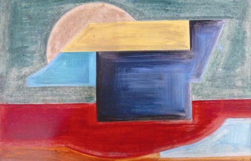 Didier ANGELS - Peinture - RETOUR DE NEW YORK A2