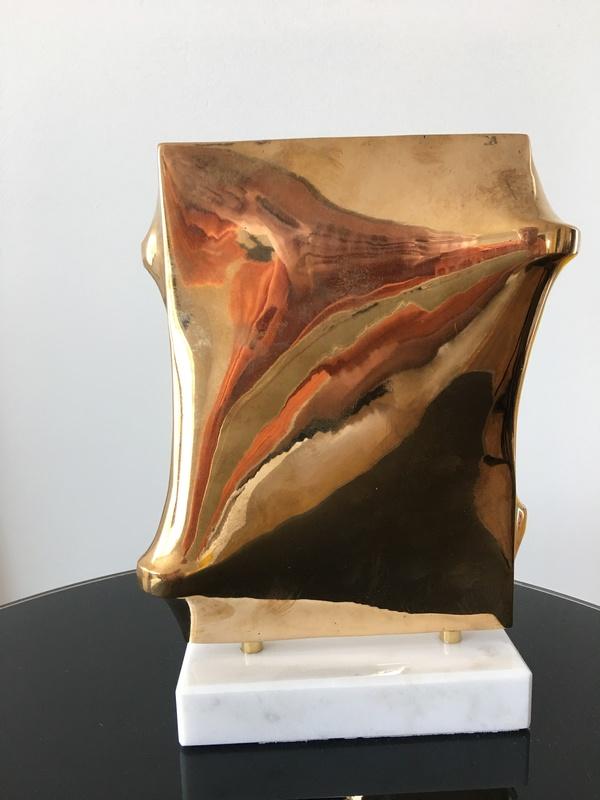 Agostino BONALUMI - Scultura Volume - O.T.
