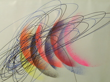 Roberto Gaetano CRIPPA - Pintura - SPIRALE 1971