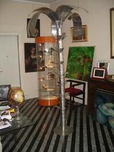 Mario SCHIFANO - Sculpture-Volume - palma