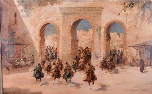 Henri Émilien ROUSSEAU - Gemälde - Sin titulo