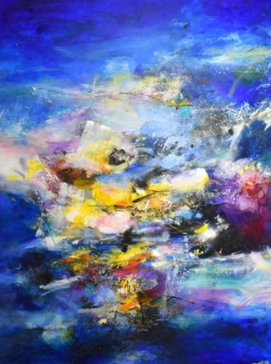 CHHOUR Kaloon - Gemälde - NPA 45