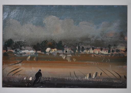 Pietro ANNIGONI - Painting - Deserto