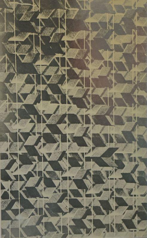 海因茨·马克 - 版画 - Venedig Gitter