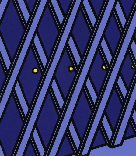 Patrick CAULFIELD - Print-Multiple - I'll take my life monotonous