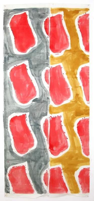 Claude VIALLAT - Painting - 2010-272