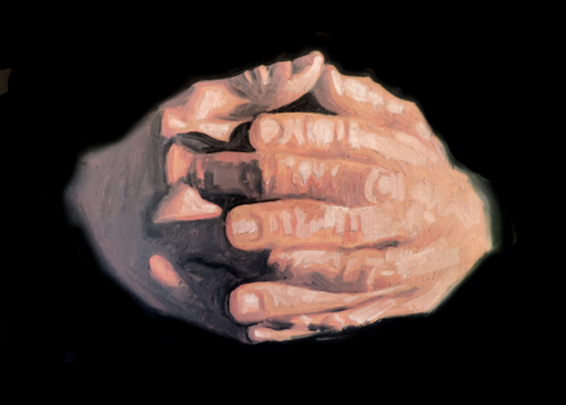 Thierry CARRIER - Painting - Sans titre (code 1448)