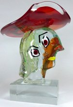 Walter FURLAN - Sculpture-Volume - Omaggio a Picasso
