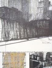 CHRISTO - Estampe-Multiple - Museum of Modern Art, NY