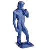 """ARSON - Sculpture-Volume - """"David divague vaguement"""""""