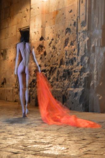 "Dmitry SAVCHENKO - Fotografia - "" Night. Barcelona """