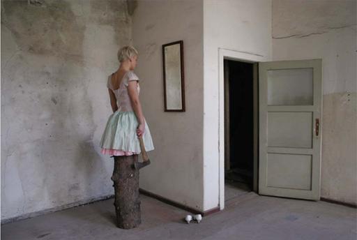 Evelina DEICMANE - Photo - BLACK FAIRY-TALES