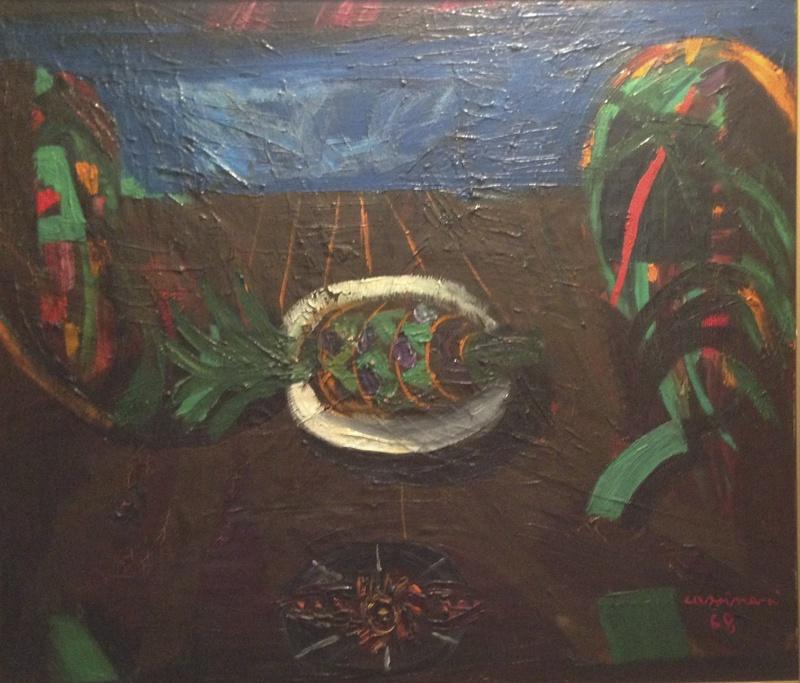 Bruno CASSINARI - Pintura - Natura morta
