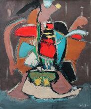 MA Qun - Peinture - Huile REFERENCE N°0355