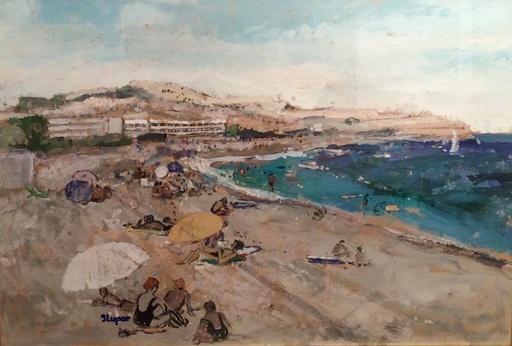 Marko STUPAR - Painting - Plage de Crête