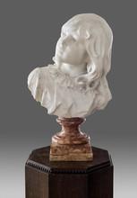 Vincenzo CADORIN - Escultura - Mädchenbüste