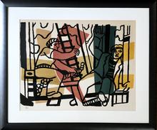 Fernand LÉGER - Print-Multiple - Les Constructeurs