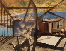Stéphane PENCREAC'H - Painting - Sans Titre