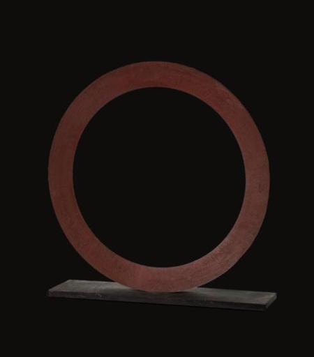 Mauro STACCIOLI - 雕塑 - Prototipo per Monaco