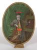 "Gabriel Ambrosius DONATH - Painting - ""Self-portrait"" important oil painting, 1758"