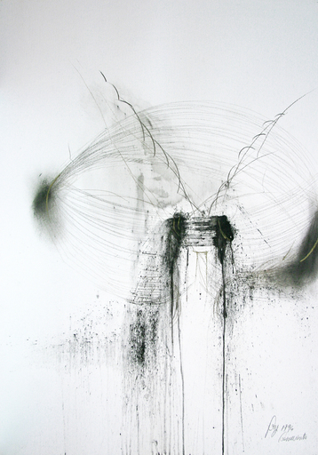 Ricardo BREY - Painting - Senza Titolo
