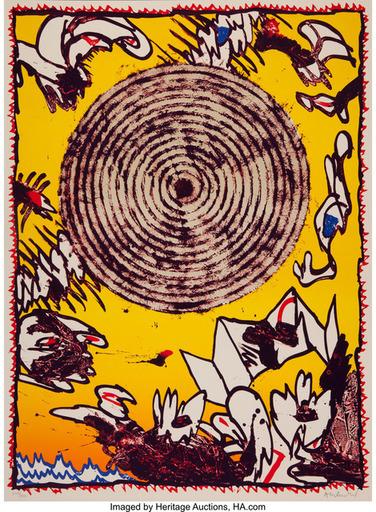 Pierre ALECHINSKY - Print-Multiple - Seoul