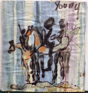 Purvis YOUNG, UNTITLED