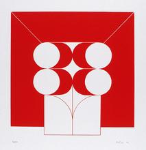 Friedrich GRÄSEL - Print-Multiple - Ohne Titel