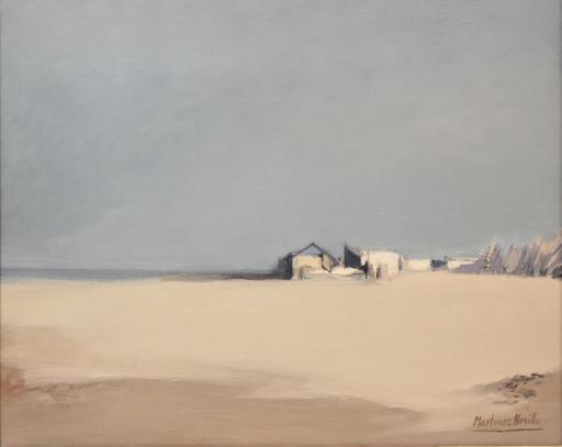 Cirilo MARTÍNEZ NOVILLO - Painting - Paisaje
