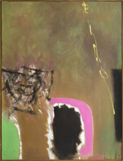 Ennio FINZI - Peinture - Segni ritmo
