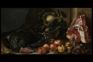 Bartolomeo ARBOTONI - Gemälde - Still life
