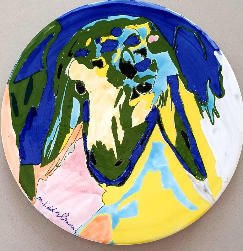 Menashe KADISHMAN - Ceramic - Head