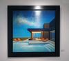 Daniel RAYNOTT - Painting - California night