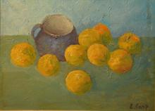 Esther CARP - Painting - Still-life