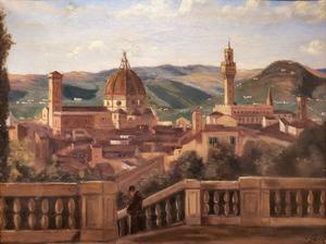 Lorenzo GELATI - Painting - Firenze