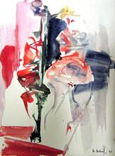 Philippe ARTIAS - Drawing-Watercolor - Figure