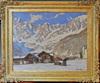 Mario MORETTI FOGGIA (1882-1954) - Inverno sereno