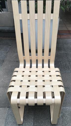 Frank Owen GEHRY - High Sticking Chair