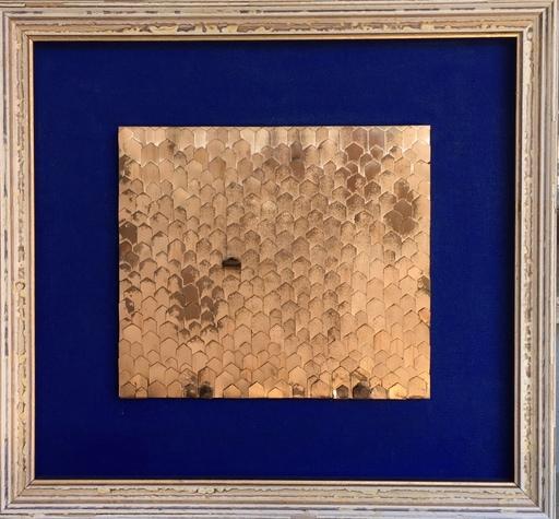 Luigi MAINOLFI - Sculpture-Volume - Paesaggi oro