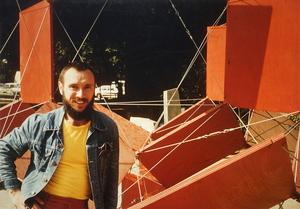 Garry FAIF - Fotografia - Autoportrait