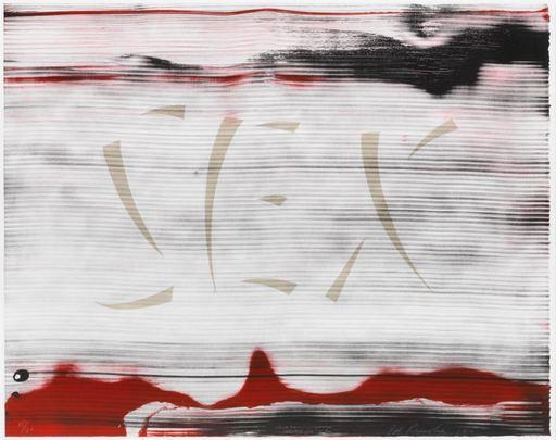 Ed RUSCHA - Print-Multiple - Sex