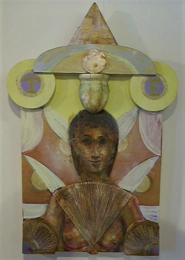 布鲁诺·切科贝利 - 绘画 - Vento solare