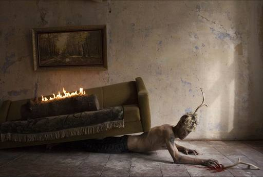 Evelina DEICMANE - Photo - BLACK FAIRY - TALES