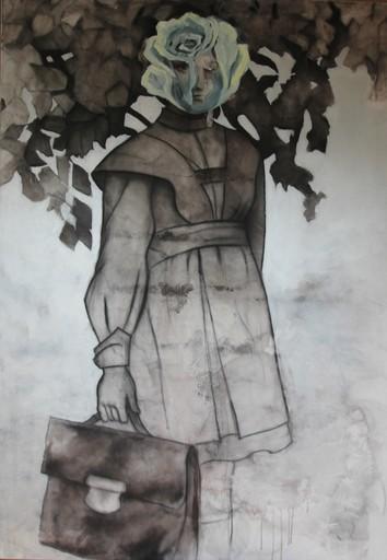 Lyudmyla RAZBITSKAYA - Drawing-Watercolor - No title    (Cat N° 5424)