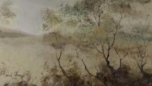 "Bernard CHAROY - Pintura - ""Paysage"""